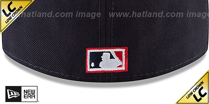 Red Sox 'LOW-CROWN VINTAGE' Fitted Hat by New Era