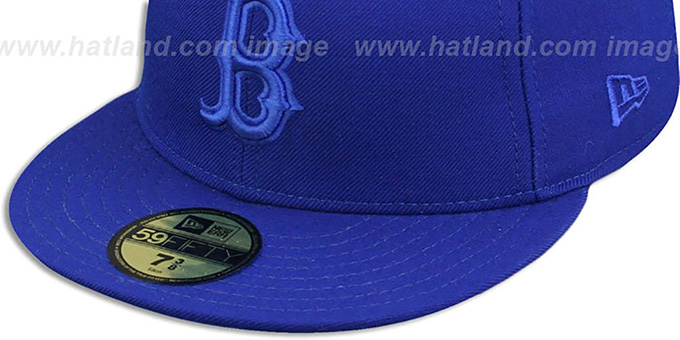 Red Sox 'ROYALOUT' Fitted Hat by New Era