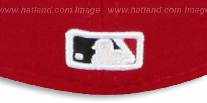 Reds 2012 'PLAYOFF HOME' Hat by New Era