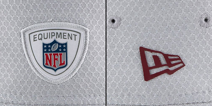 89346d482a836c ... Redskins '2018 NFL TRAINING BUCKET' Grey Hat by New Era