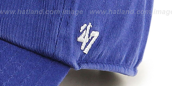 Royals 'POLO STRAPBACK' Royal Hat by Twins 47 Brand