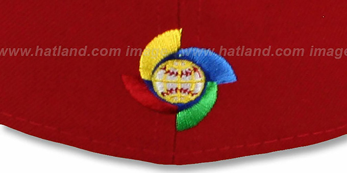 Spain 'PERFORMANCE WBC' Red Hat by New Era