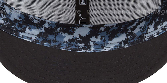 Spurs 'CITY-SERIES SNAPBACK' Camo Hat by New Era