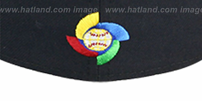 Thailand 'PERFORMANCE WBC' Navy Hat by New Era