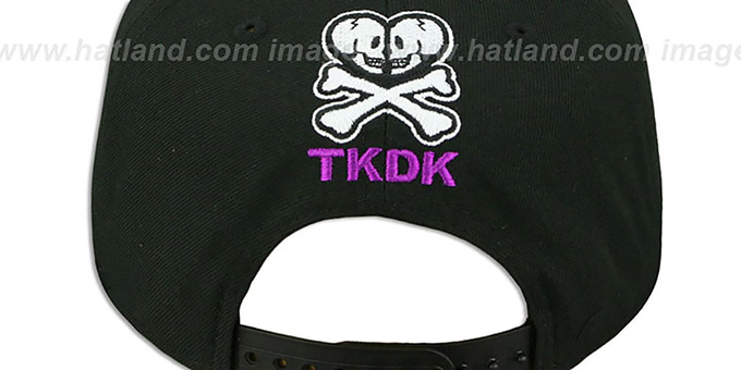 TokiDoki 'BLINDED SNAPBACK' Hat by New Era