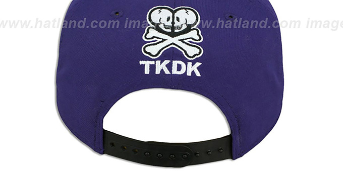 212ed9a3baf20 TokiDoki HAPPY HOUR SNAPBACK Hat by New Era