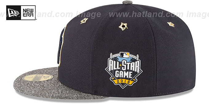 74a250092ea045 ... yankees 2016 mlb all star game fitted hat by new era