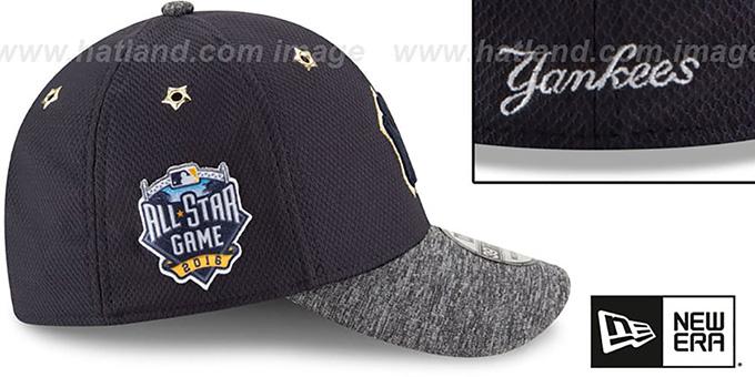 3c03b495b29 New York Yankees 2016 MLB ALL-STAR GAME FLEX Hat by New Era