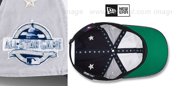 2d66cdbc9e9349 ... Yankees '2018 MLB ALL-STAR GAME STRAPBACK' Hat by New Era