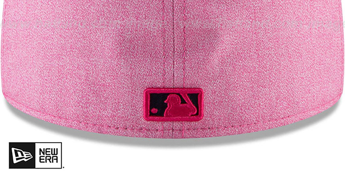 ... Yankees  2018 MOTHERS DAY  Pink-Navy Fitted Hat by New Era 853b1446513b