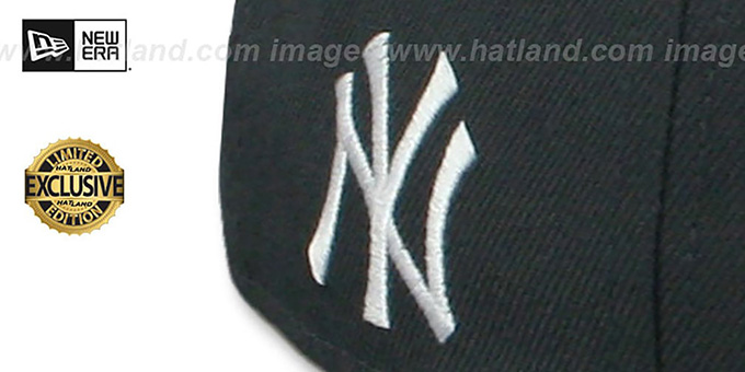 Yankees 'BRONX BOMBERS SNAPBACK' Charcoal Grey Hat by New Era